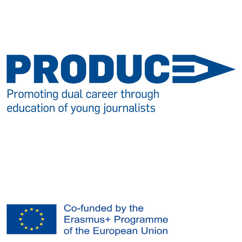 PRODUCE: Promoting dual career through education of young yournalists